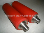 wear-resistant PU roller (red color)