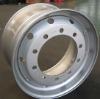 steel truck wheel