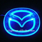 LED car logo marker for Mazda M3,M6,M5,M2