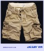DSK016 fashion design washed kids cargo shorts
