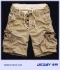 DSK016 fashion design washed kids cargo shorts