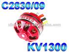 EMP RC hobby outrunner brushless motor C2830 rc model