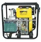 Garden Suction Diesel Engine Driven Water Pump
