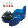 Tungsten Contact 100% Copper Wire 12V-24V Car Horn FL138G