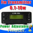 14FSN fm transmitter fm transponder 10w CZH-10A