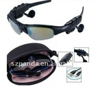 Fashionable MP3 Headset Sunglasses Player