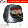 "Top selling!!WIFI 3G wifi 7 "" headrest taxi 3g advertiser"