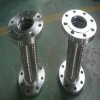 stainless steel flexible metal tube with flange