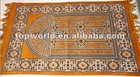 100% POLYESTER SPINGEL TURKEY MUSLIM PRAYER RUG