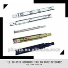 Different Full and Part extension Galvanized Ball bearing drawer slide rail