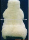 Hot!! very comfortable and light yellow Australian sheepskin car seat covers