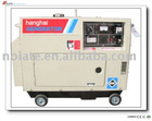 5KW HDG series air-cooled diesel generator sets