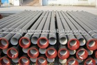 DN80-DN1200 ductile iron pipe ISO2531 K9