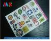 2012 A4 labels sticker
