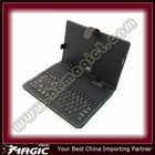 Hot selling waterproof leather keyboard