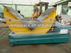 non-woven fabrics turnover machine