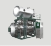 Hot water turn-back sterilization equipment