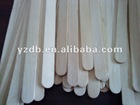 150x18x1.6mm medical disposable wooden tongue depressor