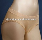 lace seamless fashion nylon ladies boxer briefs