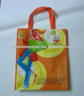Fashionable nonwoven bags