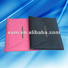 Grid Magnetic Leather Pouch Case for iPad