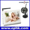 CCTV Camera Baby Monitor Cheap Cmos Monitor 380TVL 15M Night-Vision Distance Baby Monitor