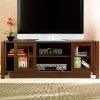 Flat-screen TV Console Cabinet
