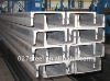 Channel beam steel