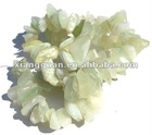 XG-L0373 White Jade Nugget Beads