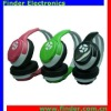 SD card Earphone With Any Color