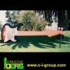 12m Creative wood guitar for theme park