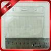 Waterproof plastic card holder