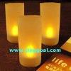 Valentine LED tea light canlde