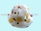 100% cotton baby hat