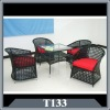 Garden Rattan Dining Chair