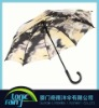 straight umbrella decoration