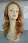 "2012 top fashion 16"" Malaysian hair full lace wig"