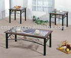 Tempered glass Coffee & Tea table