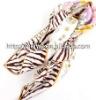 silk scarf 90x90cm-HA546-2