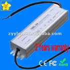 newest waterproof led power supply 100w IP67 with FCC,CSA