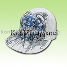 Fashionable Sports Cap, Made of 100% Cotton Twill, One Size Fits All
