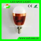 e14 1w mini follow spot light