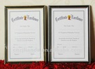 free sample document frames