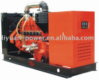 biogas power genset