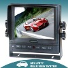 5.6 Inch TFT LCD color automobile car rear view monitor with digital screen