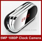 HD 1920x1080 30fps table hidden camera 5.0M CMOS Camera big battery 12hours recording