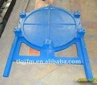 cast iron round gate