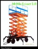 Mobile Lifting Equipment with Carry 300kg