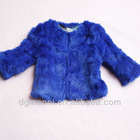 wholesale short coat faux rabbit hair coat