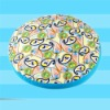 2011 latest beads polyester cushion (tube shape)